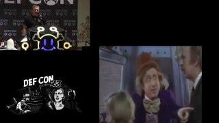 DEF CON 23  -  Panel - DEF CON Comedy Inception