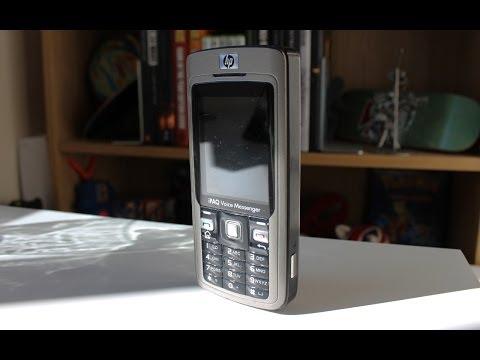 Retro Unboxing - HP iPAQ 500