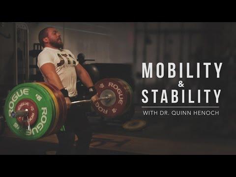 Mobility & Stability | JTSstrength.com