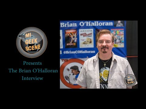 Brian O'Halloran (Clerks) at the Cherry Capital Comic Con 2018 streaming vf