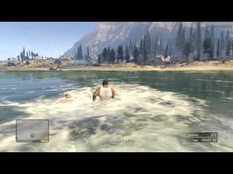 Grand Theft Auto V - Exercising Demons / Mary-Ann (Strangers And Freaks)
