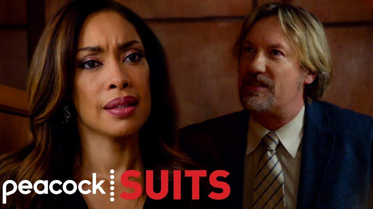 Jessica and Rachel Fight to Save Leonard Bailey | Leonard Bailey's Retrial | Suits