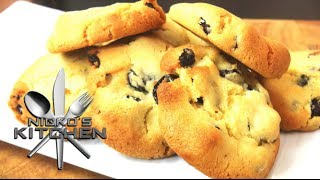 How To Make Raisin Cookies - Video Recipe