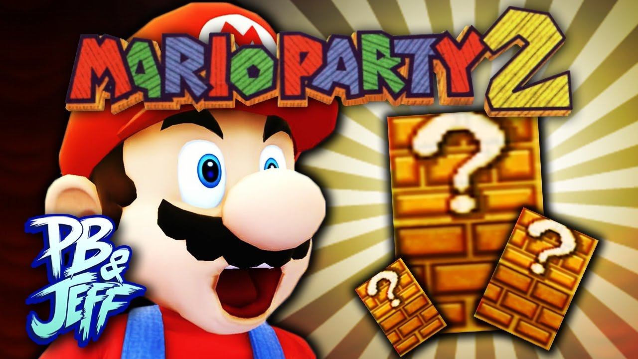 Download HIDDEN BLOCKS?! (Ft. ProJared!) - Mario Party 2 | PIRATE LAND (Part 1)