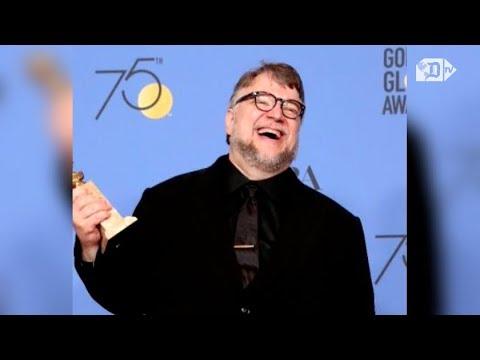 Guillermo del Toro gana el Globo de Oro al mejor director gracias a monstruos