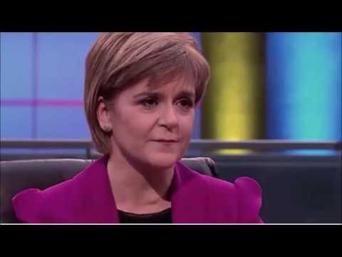SNP - Nicola Sturgeon Lies (Second Scottish Independence Referendum - IndyRef2)