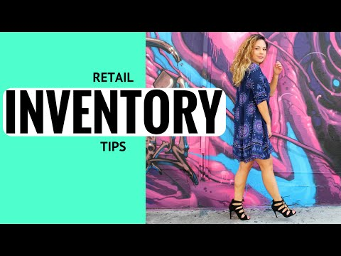 Retail Inventory Tips // Dos & Don'ts when Purchasing Wholesale Products