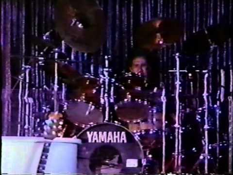 Drum Solo clip - Excalibur Casino 1993