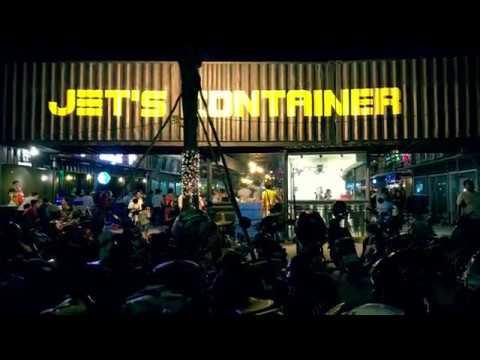 [4K]Jet Container Night Market 2017 - Trailer