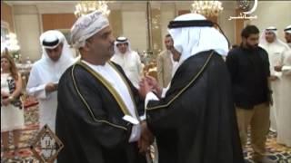 وزير الخارجية الشيخ صباح الخالد أقام غبقة رمضانية على شرف رؤساء البعثات الدبلوماسية المعتمدة لدى الك