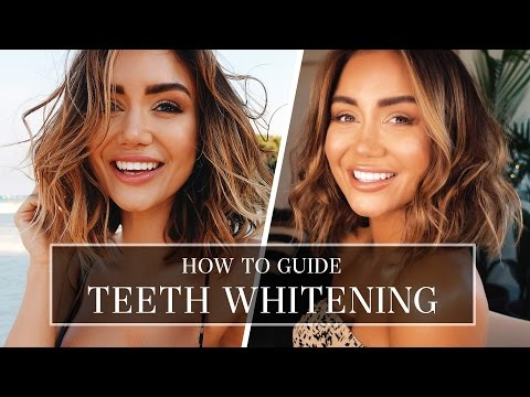 HOW TO WHITEN YOUR TEETH NATURALLY   Pia Muehlenbeck