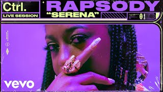 "Rapsody - ""Serena"" Live Session | Vevo Ctrl"