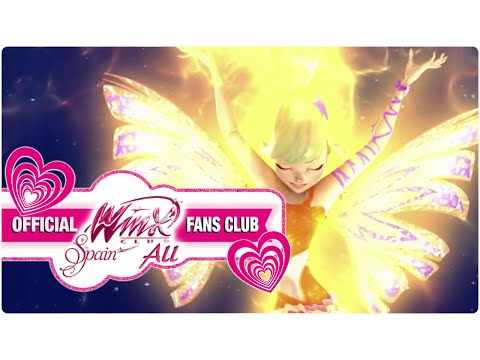 Winx Club 5x16 The Eclipse: Sirenix convergence and Stella's powerful