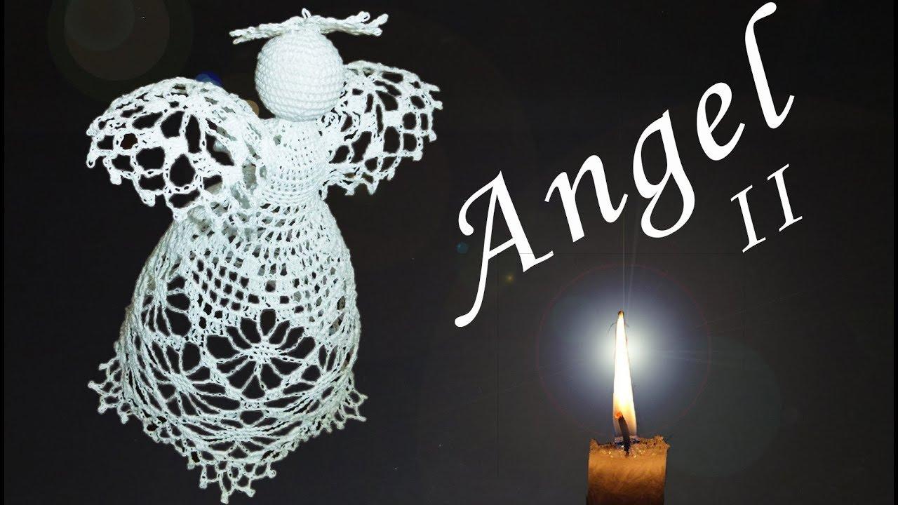 Engel Kostenlose Anleitung Weihnachtsengel Häkeln Teil Ii Körper