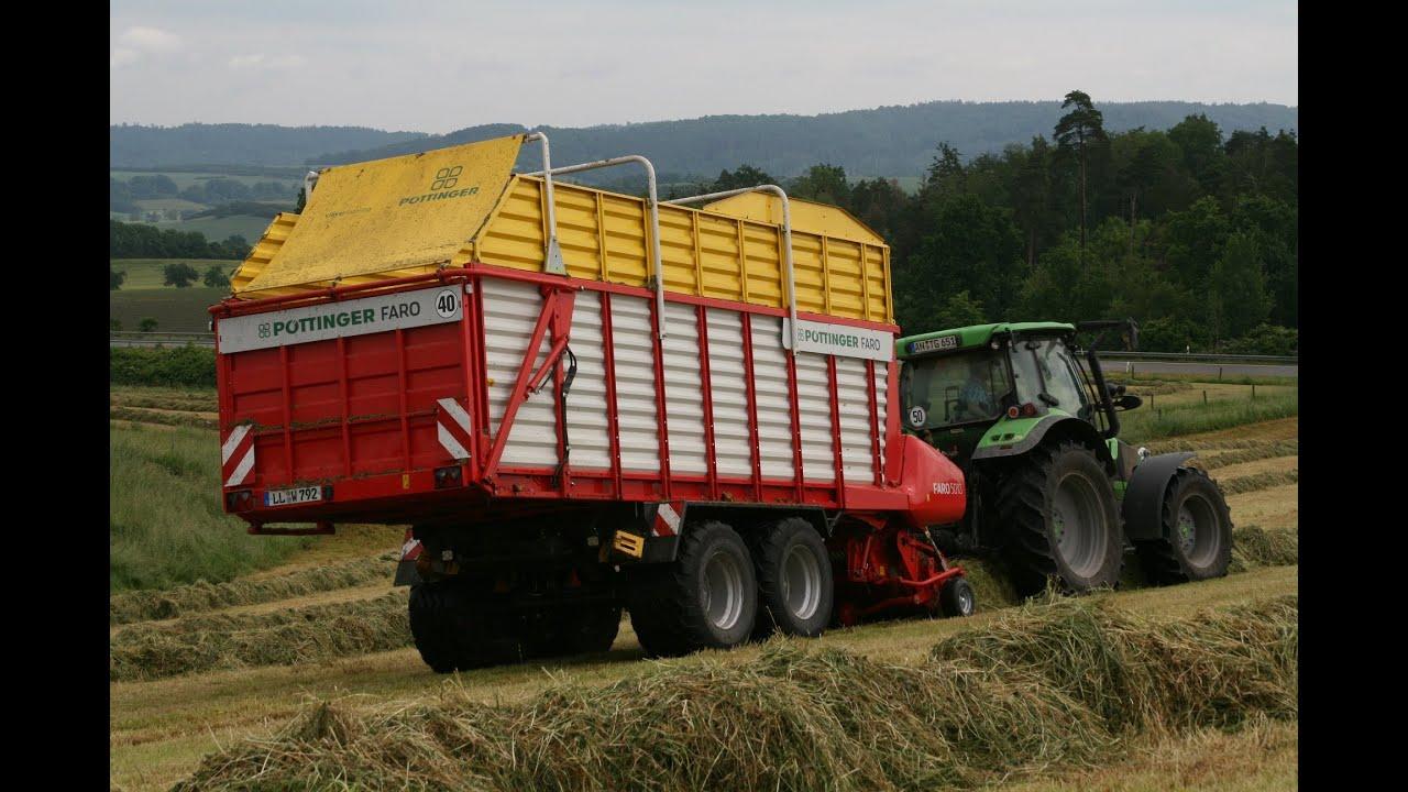 pöttinger ausmalbilder traktor mit ladewagen