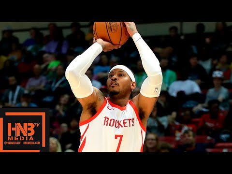 Houston Rockets vs Memphis Grizzlies Full Game Highlights | 02.10.2018, NBA Preseason
