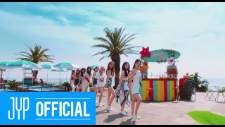 """Download TWICE """"Alcohol-Free"""" M/V"""