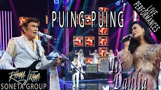 Download Lagu RHOMA IRAMA & SONETA GROUP FEAT. IIS DAHLIA - PUING PUING (LIVE) mp3