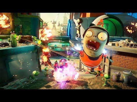 Plants vs. Zombies: Garden Warfare 2 - Buscando personajes de FIESTA (MODO INFINITO)