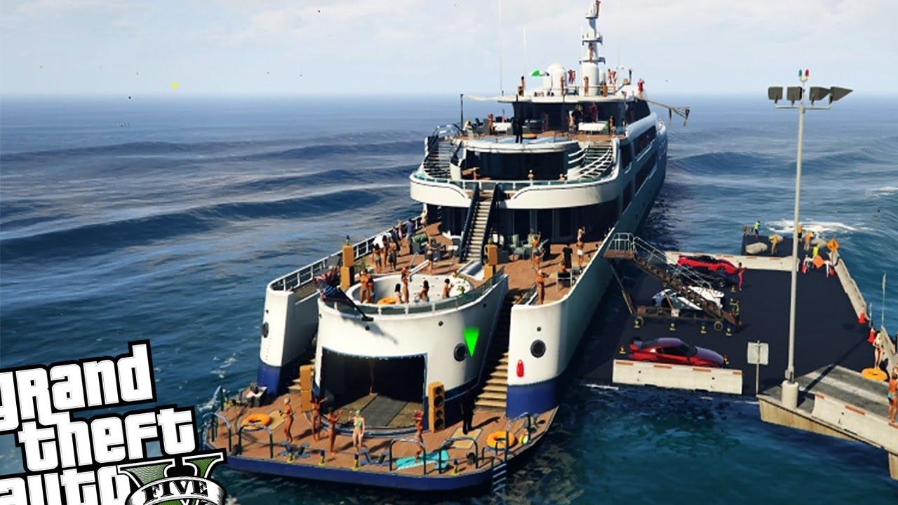 Auto Ferry To Catalina Island