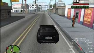 GTA San Andreas Auto Driver (CLEO Mod) + Download Link on Description.wmv