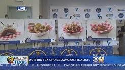 State Fair Announces 2018 Big Tex Choice Awards Finalists