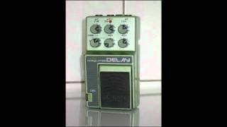 Ibanez DML - Digital Modulation Delay [Modulated Delay uses]