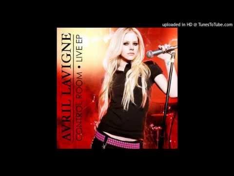Avril Lavigne - Adia (LYRICS)