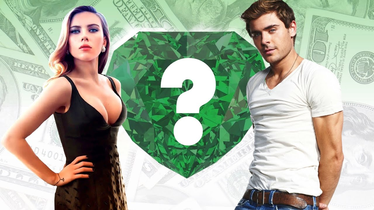 Who S Richer Scarlett Johansson Or Zac Efron Net Worth Revealed Youtube