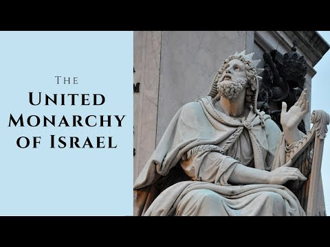The United Monarchy Of Israel: Introduction | Caleb Colley | Wednesday Bible Study 9/2/2020