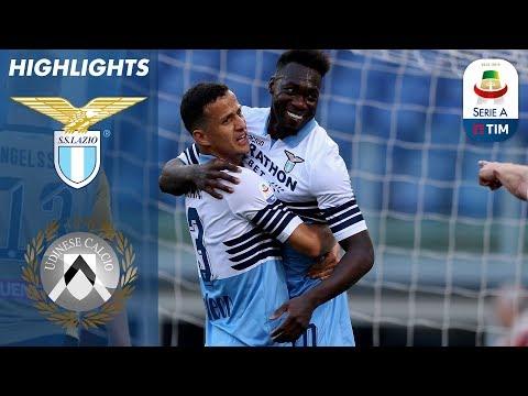 Lazio 2-0 Udinese   Quickfire Lazio Double Seals The Game   Serie A