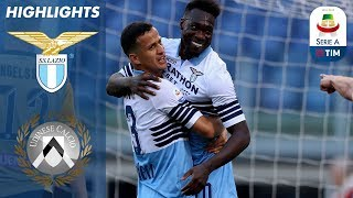 Lazio 2-0 Udinese | Quickfire Lazio Double Seals The Game | Serie A