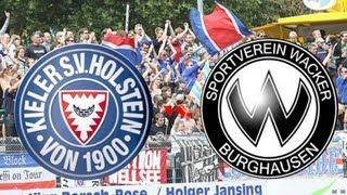 Holstein Kiel - Wacker Burghausen 2:1 [31.08.2013]
