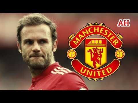 Juan Mata I Under The Radar I Playmaking Skills I 2017/18