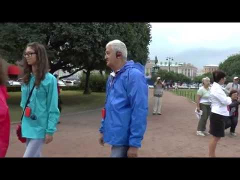 San Pietroburgo, guida turistica Jana shablova a vostra disposizione