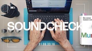 SOUNDCHECK // Dell XPS 13 9380 (davvero un brutto suono)