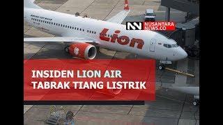 Download Video KRONOLOGI LION AIR TABRAK TIANG DI BANDARA FATMAWATI MP3 3GP MP4