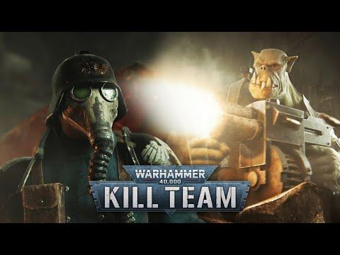 Warhammer 40,000: Kill Team Cinematic Trailer