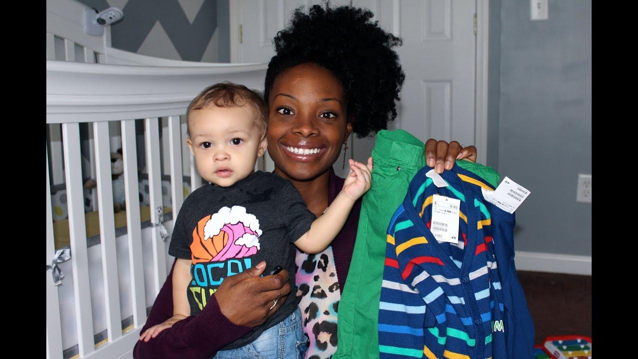Fall Clothing Haul Baby Boy Youtube