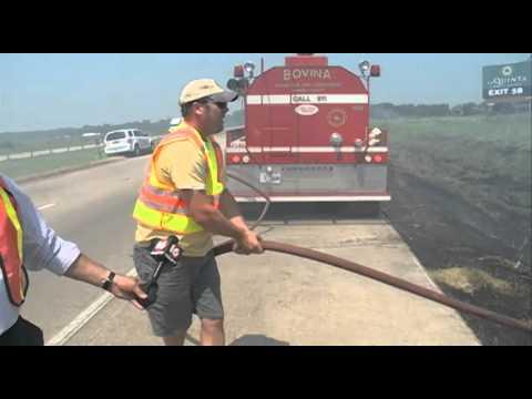 grass fire volunteers