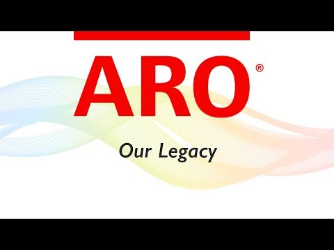 ARO® Fluid Management - Our Legacy