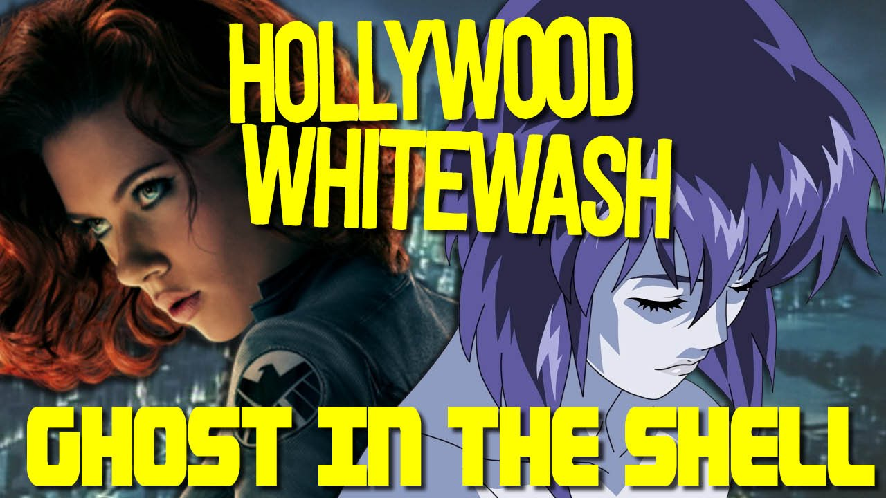 Hollywood Ghost In The Shell Whitewashing Scarlett Johansson Cast As Japanese Anime Character Youtube