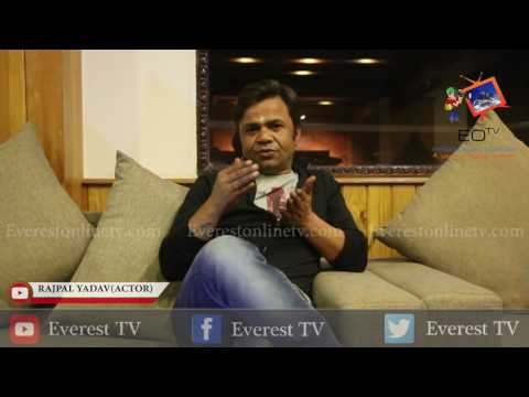 RAJ PAL Yadav's love towards Nepal and Nepali  FULL INTERVIEW