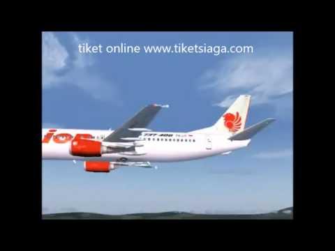 Harga Tiket Pesawat Murah Lion Air Garuda Air Batik Air Citilink Air