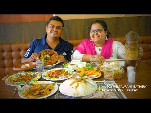ചില്ലി ചിക്കൻ ബിരിയാണിയും ചട്ടിച്ചോറും, Food Vlog from Wilton Restaurant Bathery