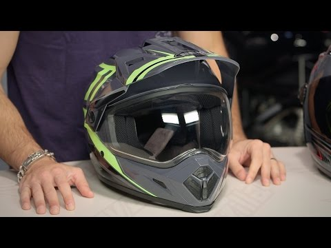 Thumbnail for Bell MX-9 Adventure Helmet Review