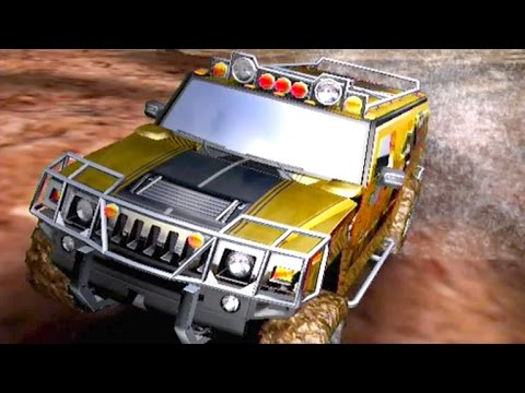 Hummer Extreme Edition (2009) ALL Courses Playthrough / SEGA Lindbergh ARCADE Hardware