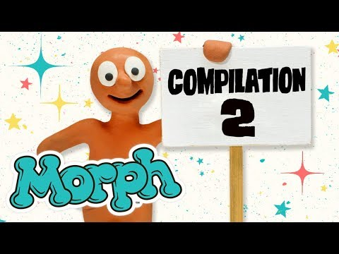 NEW MORPH SERIES 2   COMPILATION EPISODES 6-10
