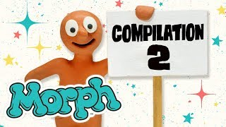 NEW MORPH SERIES 2 | COMPILATION EPISODES 6-10