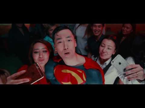Superman from Astana Banki